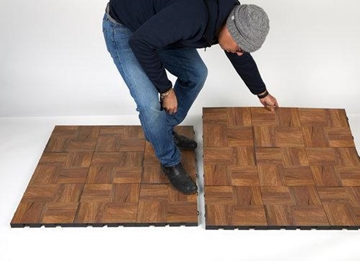Everblock Modular Floor Tiles