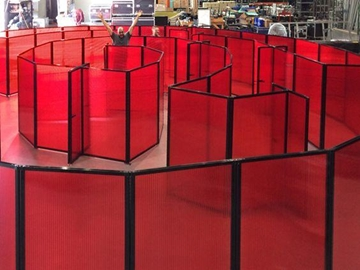 Portable Freestanding Partitioning Systems