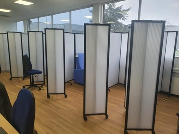 Modular Movable Partitioning Systems