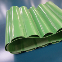 Cushioned Belts For Food Manufacturing