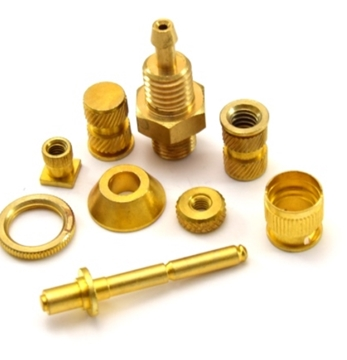 High Volume CNC Turned Parts Service