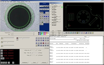 Software Providers For Multi-sensor Measuring Machines