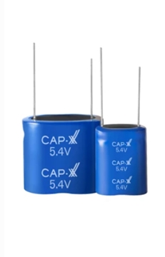 Distributors Of Dual Cell Supercapacitor CAP-XX GY25R4