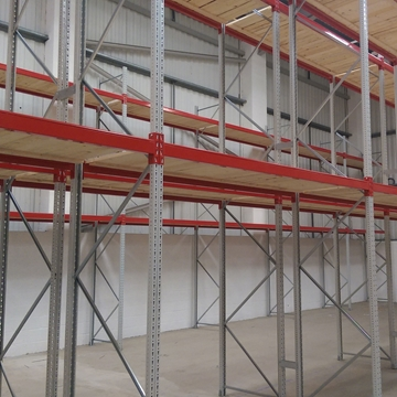 UK Supplier For Warehouse Storage Solutions