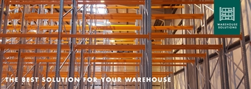 Installation Of Warehouse Storage Systems