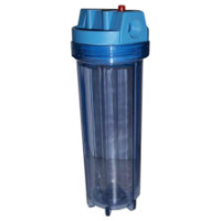"""Suppliers Of 10"""" Filter Housing Clear Sump"""