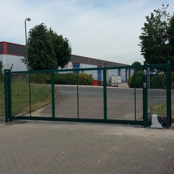 Installers Of Commercial Gates Systems