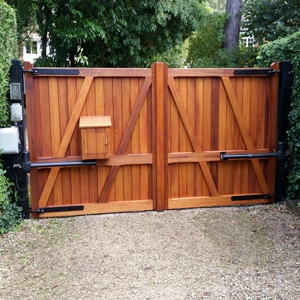 Automating Existing Gates Service