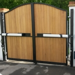Converting Service Of Existing Gates To Automatic