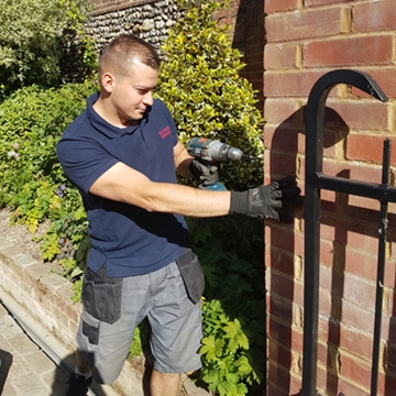 Servicing Of Electric Gates