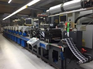 UK Supplier Of Reconditioned Label Presses