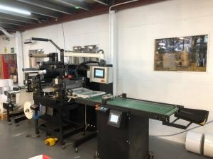 UK Supplier Of Used Label Printing Machines