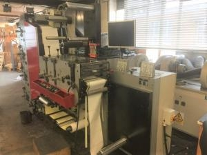 Distributor Of Used Flexo Label Presses