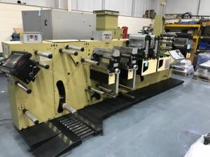 UK Supplier Of Reconditioned Flexo Label Presses