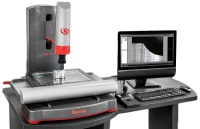Starrett's Highly popular, versatile AVR300 CNC Video & touch probe measuring system
