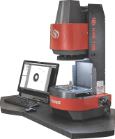 Starrett Field Of View - Rapidly measure single or multiple parts with auto-detect part recognition