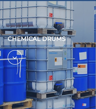Supplier Of Label Stock For Chemical Drums Applications