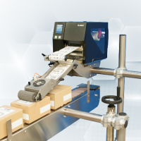 Label printer and print-and-apply systems
