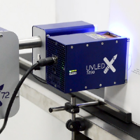 UBS Aplink LCX UVLED Self-Contained High-Resolution Inkjet Printer System