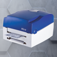 """Independent Distributor Of Valentin Micra series Light-duty 4"""" wide printers"""