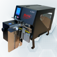 Suppliers Of Godex ZX High-Capacity Automatic Cutter-Stacker For Cutting Tags