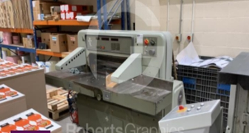 Suppliers Of Used Printing Finishing Machines