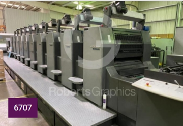 Supplier Of Used 10 Colour Machines