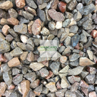 20mm Coral Chippings
