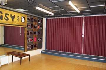 Affordable Fabric Concertina Partitions