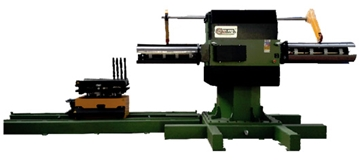 Hydraulic Double Head Decoilers - CMCH X Series