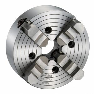 4 Jaw Independent Chuck