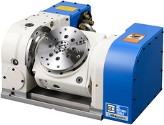 5th Axis NC Pneumatic Rotary Tables