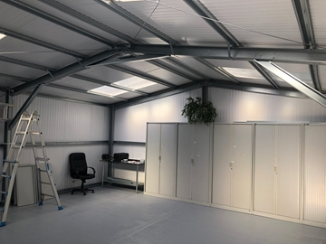 Affordable Bespoke Garden Offices In Staffordshire