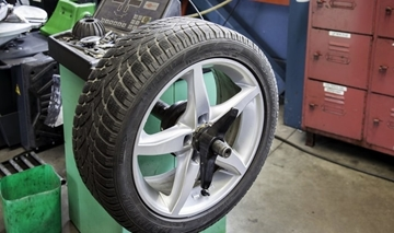 Tyres Replacement Services Hampshire