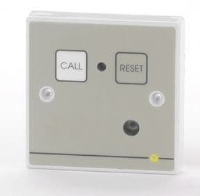Quantec call point, button reset with sounder