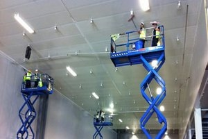 Construction Cleaning for Industrial Buildings