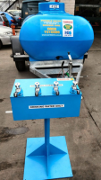 Four Tap Dispensing Drinking Water Station For Sporting Events