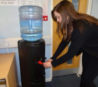 Water Cooler Hire For Site Cabins Herefordshire
