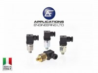 APA/APS Range Adjustable with SPDT Contacts Pressure Switch