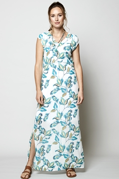 Aquarelle Maxi Dress