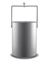 Airius Designer Model 60/EC version of the model 60/EC with a uniform cylindrical housing for ceilings 17 - 20m. 3,007m3/h