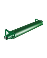 Frico 127-42B 800w sand filled ribbed pipe radiator