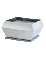 LGV 560/630 roof cowl. (Casing of model DVS/DHS/DVN roof fans with no fan installed)