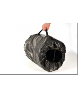 SAFD30/05-EX/1S. 300mm dia x 5m anti static ducting with single strap