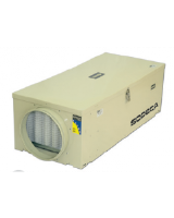 SV/FILTER-150 G4+F6 50Hz - up to 440m3/h