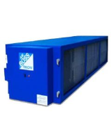 Trion T5005 up to 11,050m3/h Duct Mounted Electrostatic Air Cleaner (Double pass version 95 to 99% Collection Efficiency*)