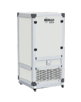 UPA-UV-1500-F9 Vertical air purifying unit with G4, Carbon and F9 filters - 1,500m³/h