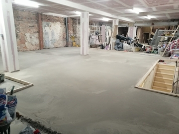 Self-Levelling Floor Screed Compound