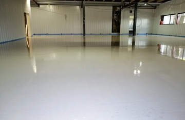 Liquid Floor Screeds For Commercial Floors