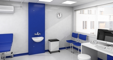 Bespoke Healthcare Boxed Out Units
